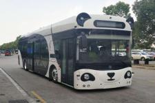 12米 19-40座申龙纯电动低地板城市客车(SLK6123UBEVN1)