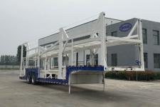 集岳13.8米17吨2轴车辆运输半挂车(TZZ9250TCL)