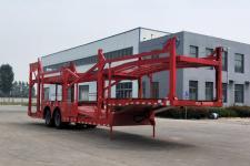 景赫13.8米17.3吨2轴车辆运输半挂车(YCD9250TCL)