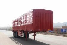中集12米33吨3轴仓栅式运输半挂车(ZJV9401CLXBYA)