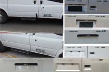 江铃全顺牌JX6501TA-L5型客车图片3