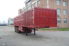 路飞11米33吨3轴厢式运输半挂车(YFZ9406XXY)