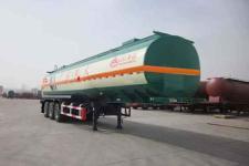 万事达11.5米30.4吨3轴运油半挂车(SDW9405GYY)