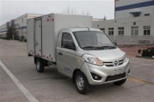福田奥铃国五微型厢式运输车86-112马力5吨以下(BJ5036XXY-D3)