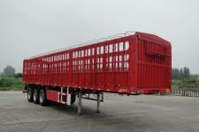 华鲁业兴10.5米33.7吨3轴仓栅式运输半挂车(HYX9401CCY)