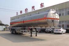 醒狮11米29.2吨2铝合金运油半挂车