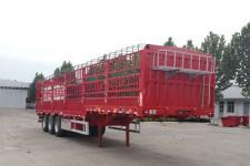 华鲁业兴12米34.3吨3轴仓栅式运输半挂车(HYX9402CCYE)