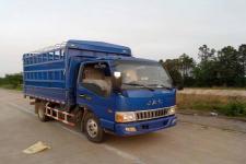 江淮骏铃国五单桥仓栅式运输车116-156马力5吨以下(HFC5043CCYP91K1C2V)