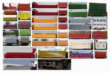 豪沃牌ZZ3317N4667E1型自卸汽车图片