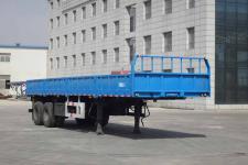铮铮10米29吨2轴半挂车(YAJ9350)