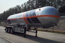 宏图12.6米26.4吨3轴液化气体运输半挂车(HT9409GYQC1)