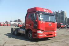 解放牌CA4250P66K2T1E5型平头柴油半挂牵引汽车