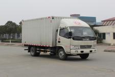 东风多利卡国五单桥厢式运输车116-143马力5吨以下(EQ5041XXY7BDFAC)