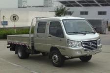 欧铃国五单桥两用燃料货车79马力1240吨(ZB1034ASC3V)