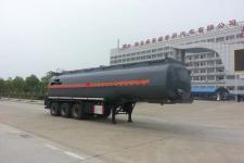 楚飞10.5米30.5吨3轴易燃液体罐式运输半挂车(CLQ9401GRYB)