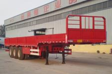新宏东13米33.3吨3轴半挂车(LHD9400LBE)