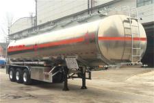 东风牌DFZ9407GYY型铝合金运油半挂车图片