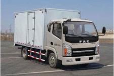 一汽凌源國五單橋廂式運輸車87-116馬力5噸以下(CAL5040XXYDCRE5)