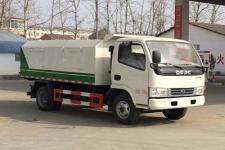 国五东风多利卡密封式垃圾车