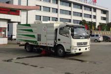 东风多利卡D7 9吨洗扫车国五 3800轴距129马力
