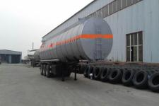 旗林12米30.5吨3轴易燃液体罐式运输半挂车(QLG9402GRYA)