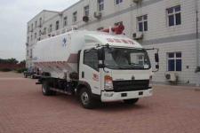 8吨液压散装饲料运输车报价