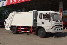 國五新款東風12立方壓縮垃圾車價格