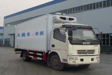 东风多利卡5.1米冷藏车厂家直销