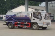 东风多利卡5立方吸污车厂家最低价格