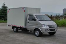 长安跨越国五微型厢式运输车64马力5吨以下(SC5031XXYGND55)