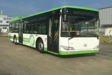 12米金龙混合动力城市客车