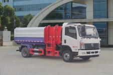 东风4-5方自装卸式垃圾车价格