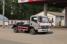 国五东风轻卡车厢可卸式垃圾车