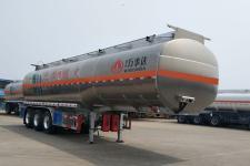 万事达11.5米33.4吨3轴铝合金运油半挂车(SDW9406GYYC)