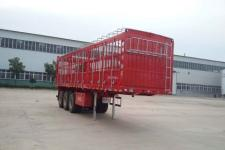 驹王10.5米34吨3轴仓栅式运输半挂车(ZJW9409CCYA)