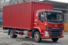 东风柳汽国五单桥厢式运输车160-200马力10-15吨(LZ5181XXYM3AB)