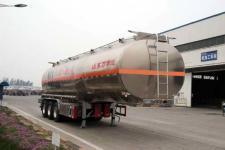 万事达11.2米33.6吨3轴铝合金运油半挂车(SDW9402GYYC)