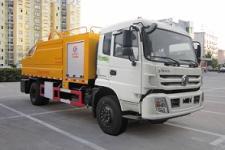 东风专用底盘高压清洗吸污车厂家直销最低价格咨询13035199399