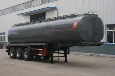 醒狮11.2米31吨3轴鲜奶运输半挂车(SLS9400GNY)