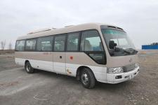 7.7米 24-26座安凯客车(HFF6771KDE5FB1)