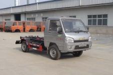 国五江淮微型车厢可卸式垃圾车价格