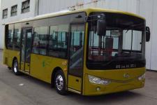 8.5米安凯插电式混合动力城市客车