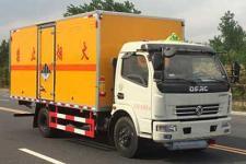 国五东风多利卡杂项危险物品厢式运输车