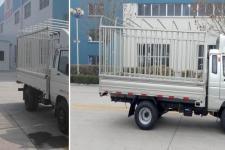 时风牌SSF5030CCYCJB2-1型仓栅式运输车图片