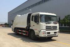 专威牌HTW5160ZYSD型压缩式垃圾车