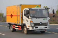 多士星国五单桥厢式货车87-102马力5吨以下(JHW5040XRYCDW)
