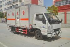 江铃国五4米2废电池运输车