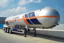 宏图13.8米26.5吨3轴液化气体运输半挂车(HT9409GYQA10)