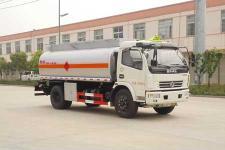 5吨的油罐车多少钱17386577715东风多利卡加油车