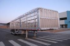 蒙凯13米33.5吨3轴铝合金仓栅式运输半挂车(MK9400CCYLH)